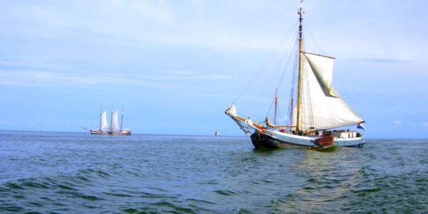 Terschelling, ruta circular (20 km) y barco a Texel