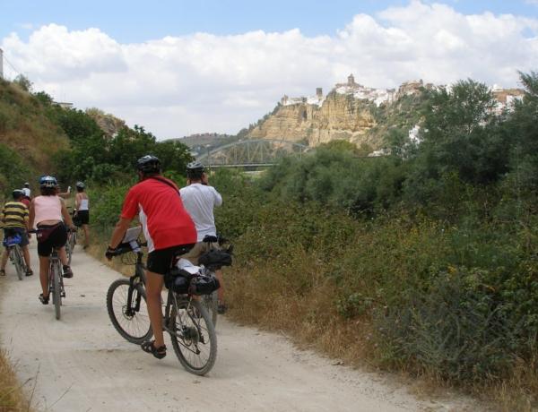 """White Villages"" Bike Tour"