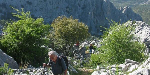 Grazalema, circular route
