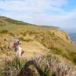 El Colmenar-Algeciras (train), hike to Tarifa (15 km)