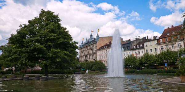 Estrasburgo – Baden-Baden (60 km)