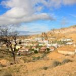 Gorafe – Graena (40 km)