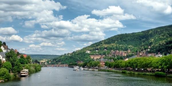 Germersheim – Heidelberg (49 km)