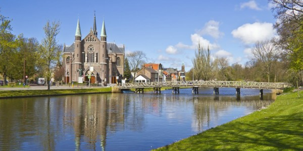 Alkmaar – Ámsterdam (20 km)