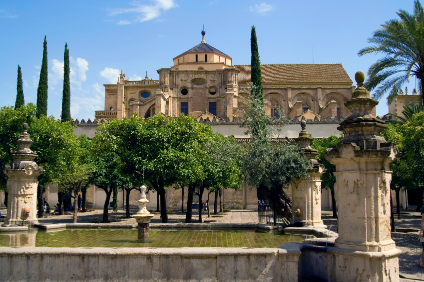 Cathedral and Mosque, Córdoba