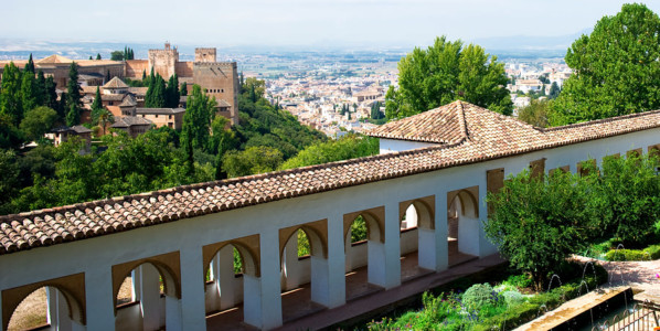 From Granada to Alhama on a bicycle