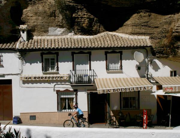 Ronda to Arcos de la Frontera on a bike