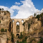 Ronda, arrival and circular route (6 km)