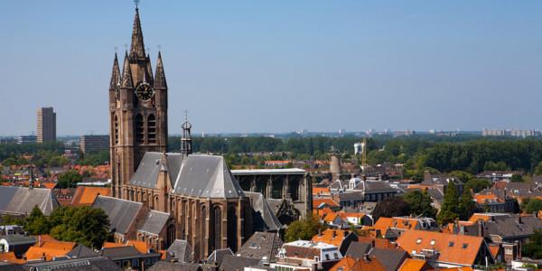 Leiden – Delft (49 km)