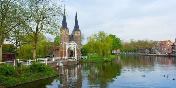 Delft – Schoonhoven/Vianen (45 km)