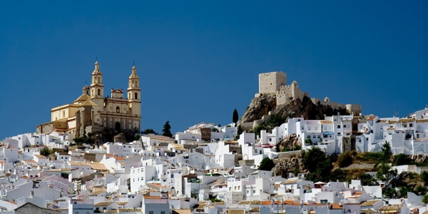 White Villages of Andalusia on a bike