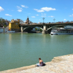Seville, arrival