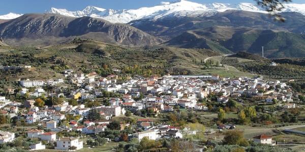 Granada – Alhama de Granada (53-61 km)