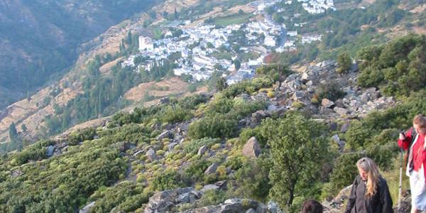 Capileira (8 km)