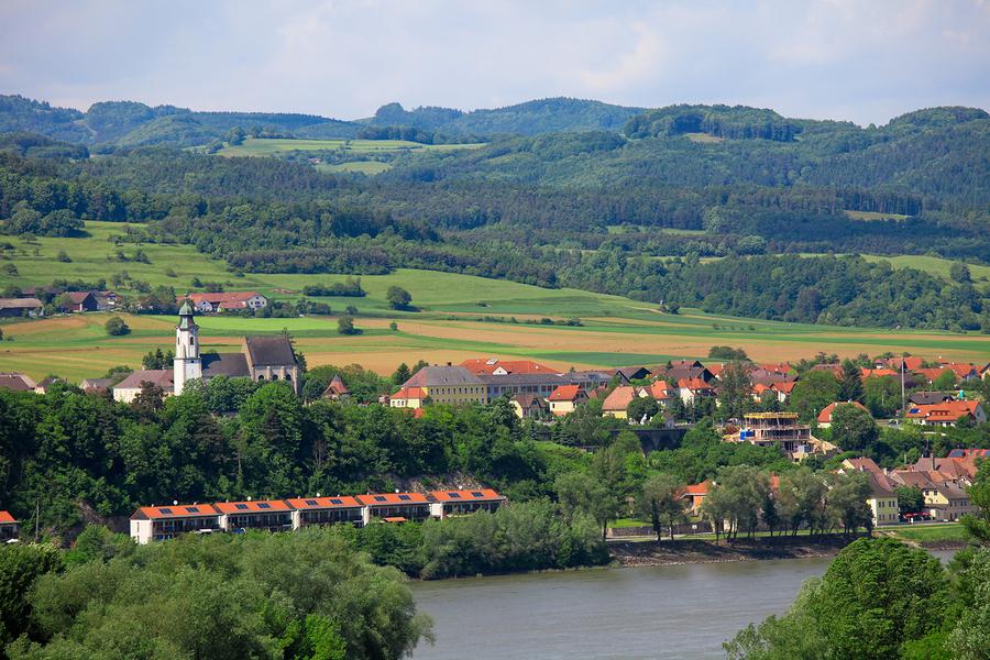 Danubio en Austria