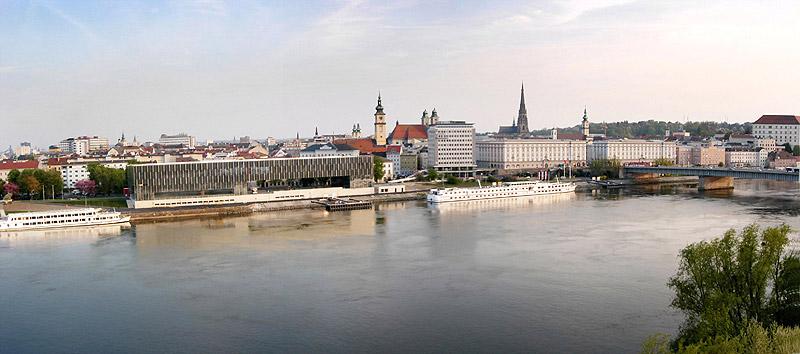 La ciudad de Linz
