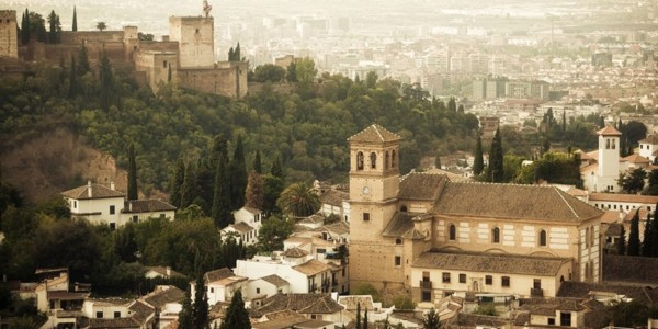 Tózar-Granada (taxi) & Alhambra