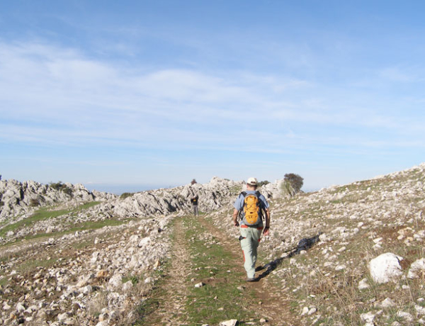 Walking from Cordova to Granada on The Route of the Caliphate