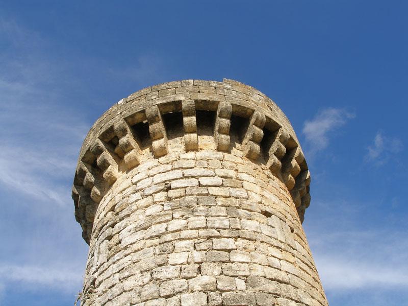 Torre Dehesilla, cerca de Alcalá