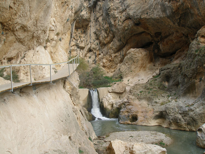 Río Velillos entre Moclín y Tózar
