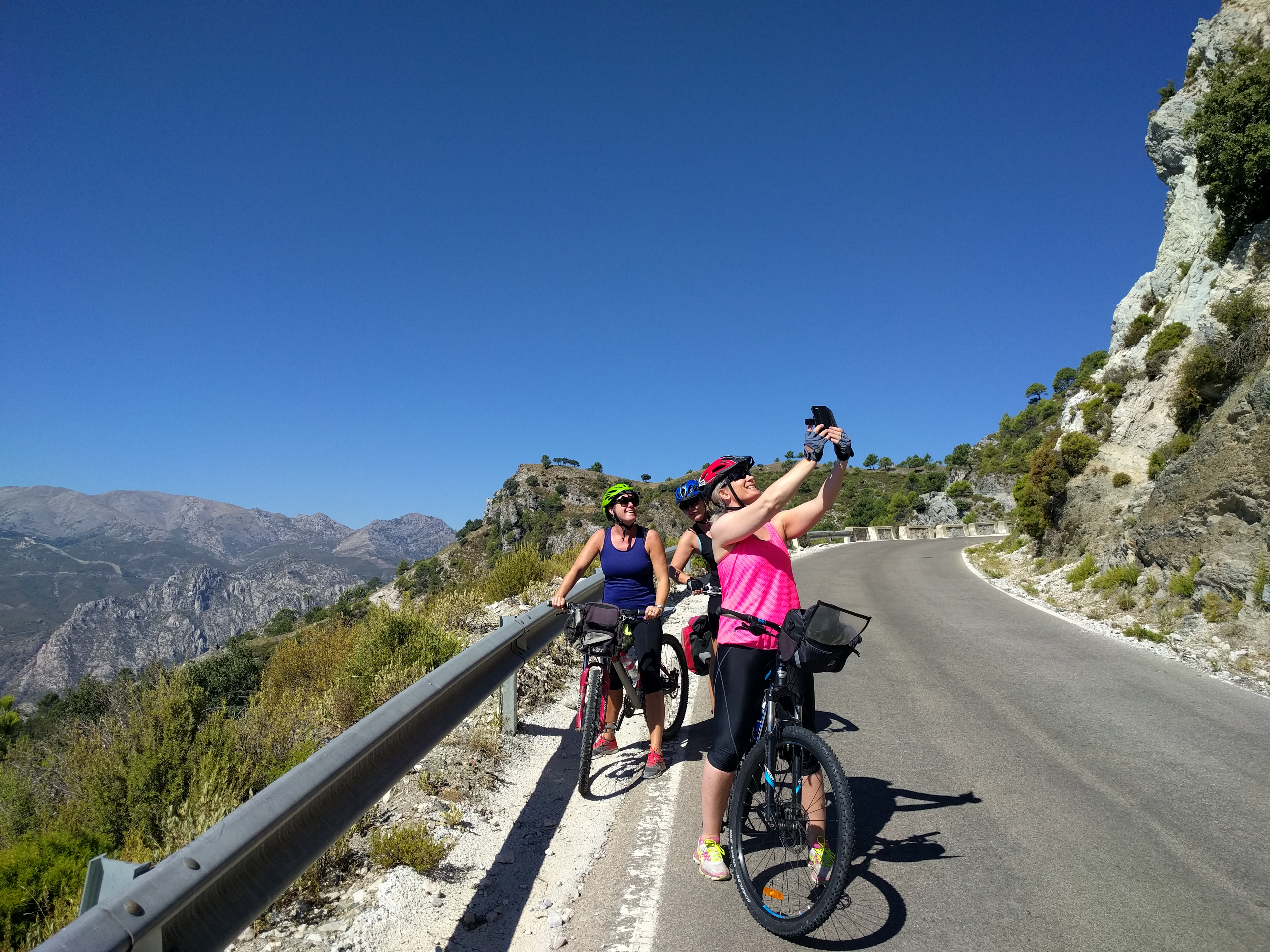 Cycling from Granada to the Tropical Coast (1 day)