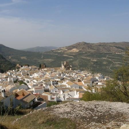 51 Subbetica Panoramica Zuheros Desde Area Recreativa Las Cruces