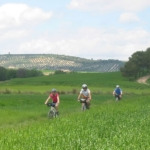 Tózar – Olivares – Granada (53 or 62 km)