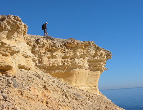Cabo Gata. Sendero Rodalquilar