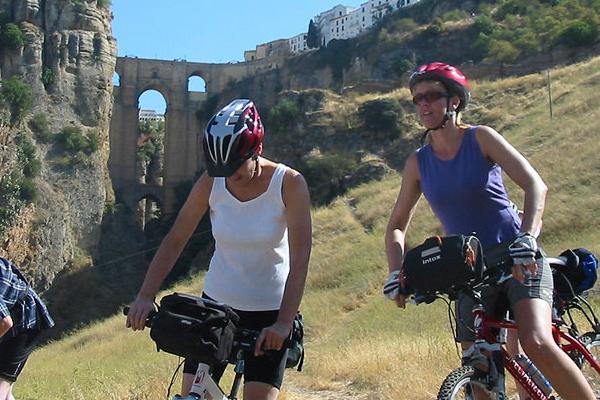 232 Almoravides Bici Ronda Tajo Viajeros