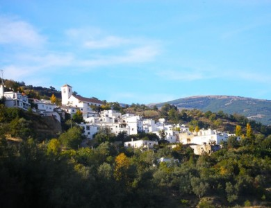 Alpujarra; Brenan's trails