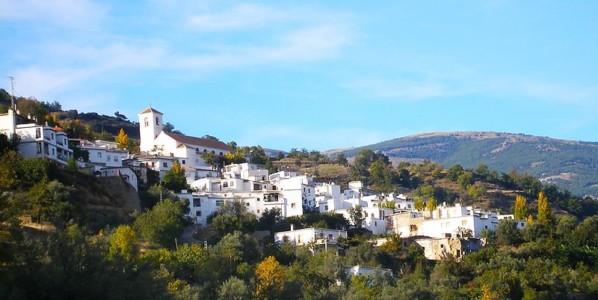 Alpujarra; Brenan's trails