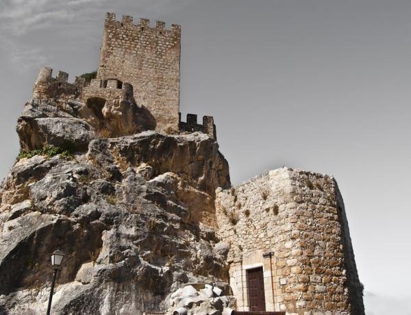 Cordoba Castillo Zuheros 3