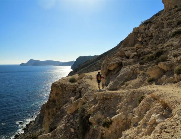 Cabo De Gata Sendero
