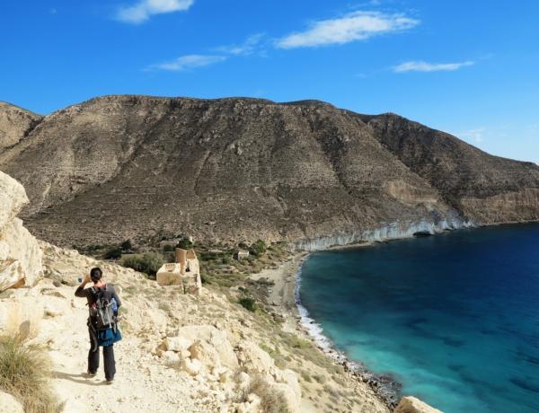 Cabo De Gata Cala San Pedro