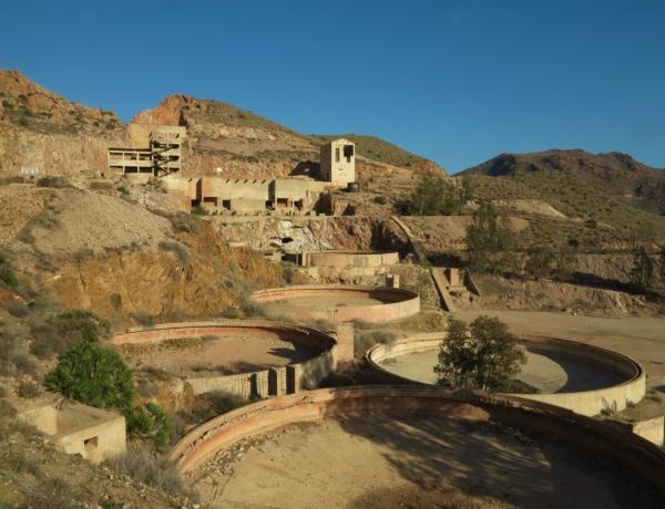 Goldmines In Rodalquilar