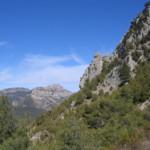 Puntal de los Canteros- La Pililla, 11 km-630 m