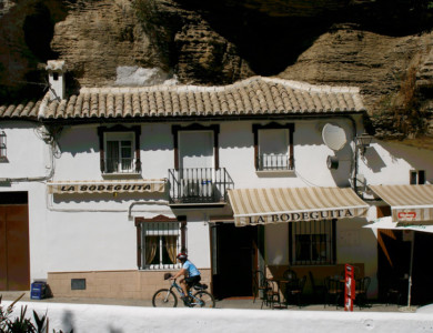 White Villages on a bike, from Ronda to Arcos de la Frontera