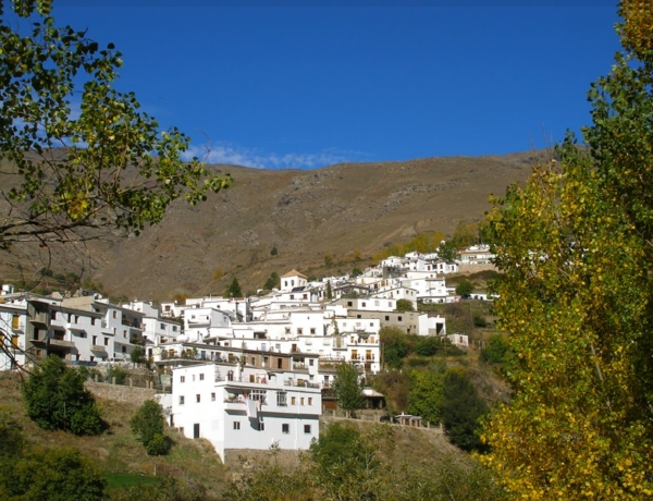 331 Alpujarra Sendero Trevelez Panoramica