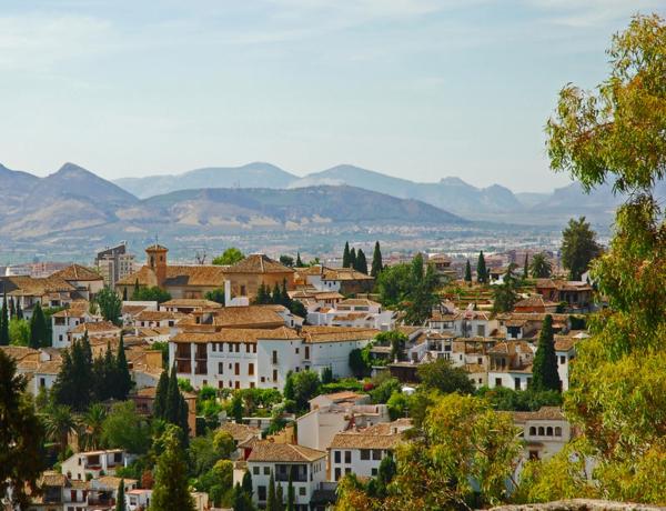 Granada Albaycin La Alhambra 34