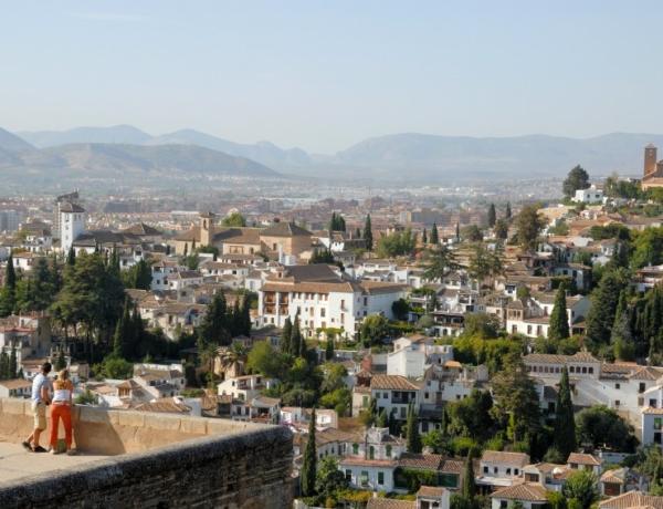 Granada Albaycin Mirador 4