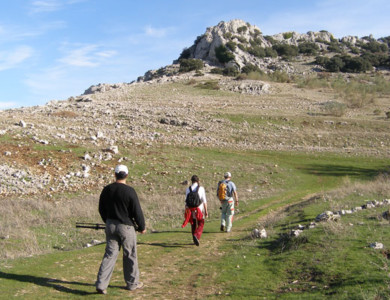 Hiking from Cordoba to Granada on The Route of the Caliphate