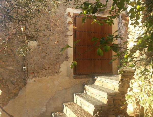 Escalera Y Limonero Casa De