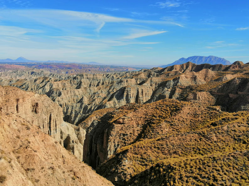 Badlands, Desert Of Gorafe