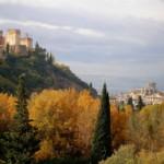 Walking around Granada: Albayzin, Sacromonte and Alhambra forest