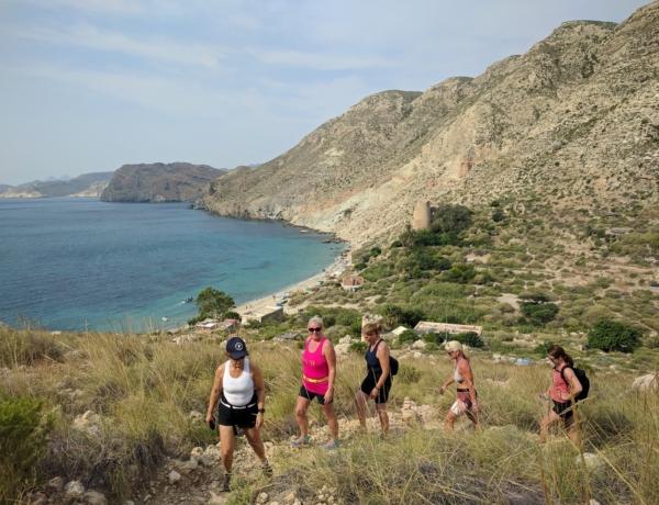 Cabo De Gata Hiking Las Negras San Pedro Agua Amarga