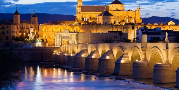 Cycling from Granada to Córdoba