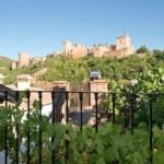 Day 2: Granada, Alhambra, private transfer to Tózar